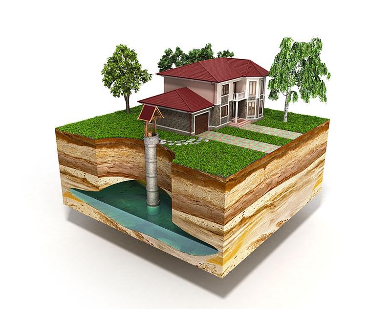 remplissage de puits et livraison deau potable
